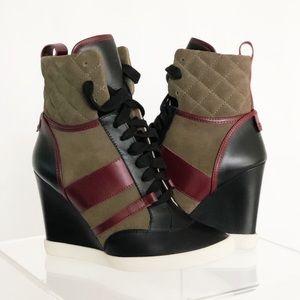 Chloe Kasia Wedge Sneaker